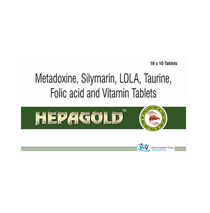 Hepa Gold Tablet