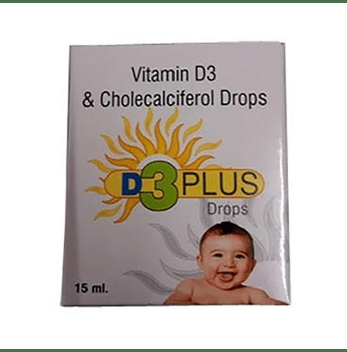 D3 Plus Baby  Drop
