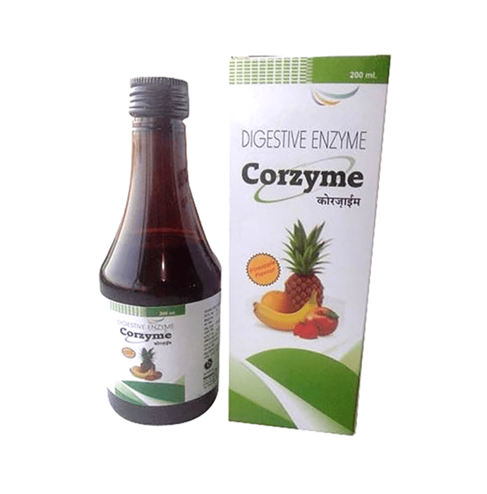 Corzyme Syrup