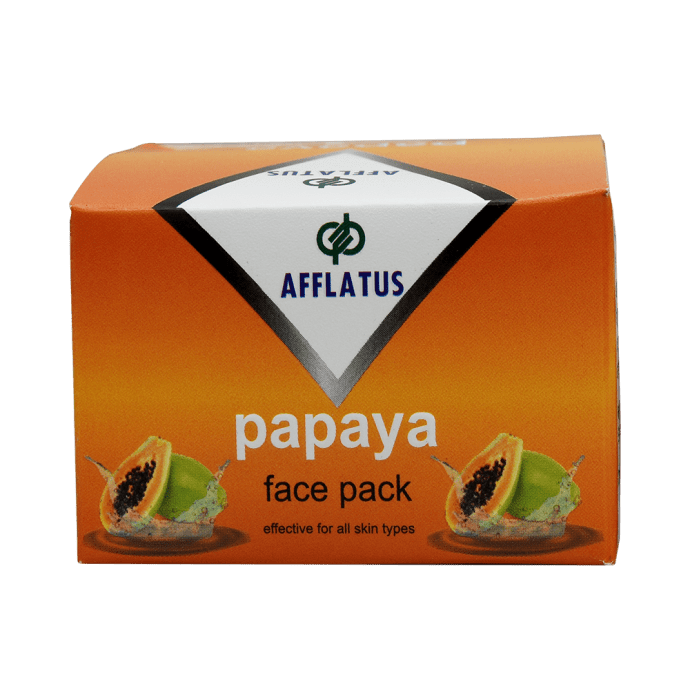 Afflatus Papaya Face Pack