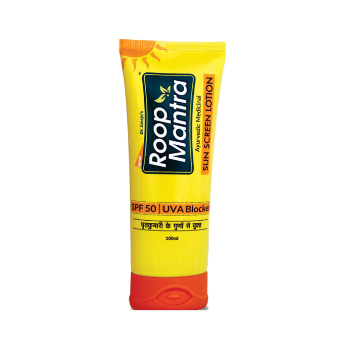 Roop Mantra  Sun Screen  Lotion SPF 50