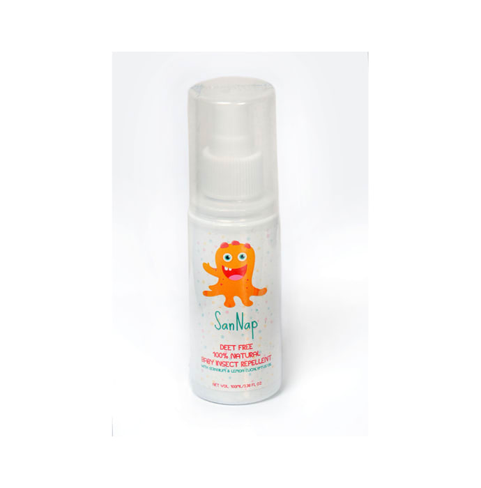 Sannap Natural Baby Insect Repellent