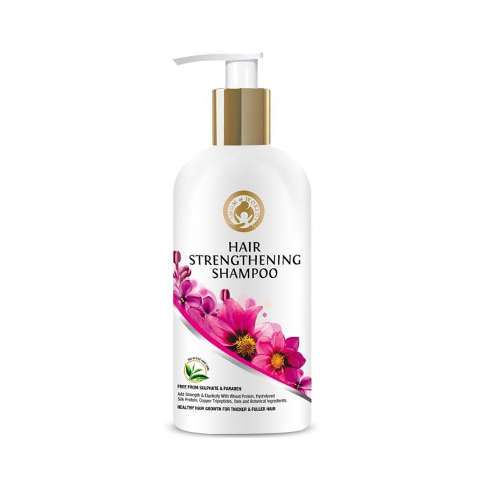 Mom & World Hair Strengthening Shampoo