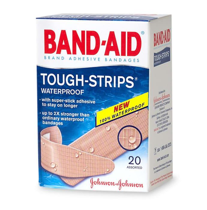 Band-Aid Waterproof Strip