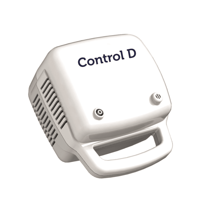 Control D Nebuliser