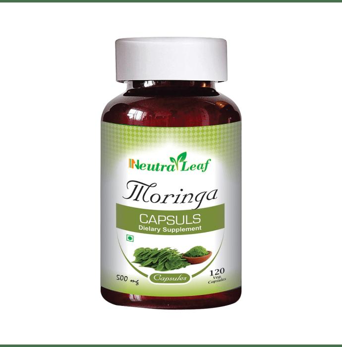 Neutra Leaf Moringa Capsule