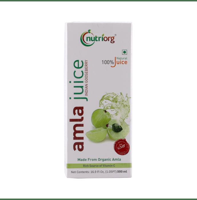 Nutriorg Amla Juice