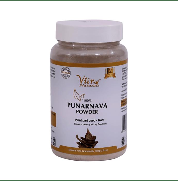 Vitro Naturals 100% Punarnava Powder