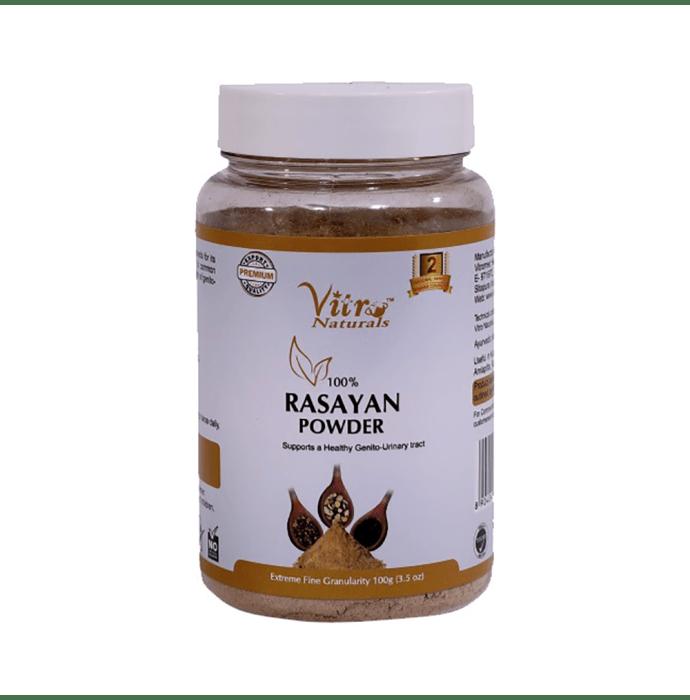 Vitro Naturals 100% Rasayan Powder