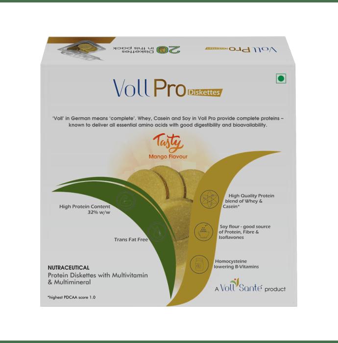 Voll Pro Diskettes Mango