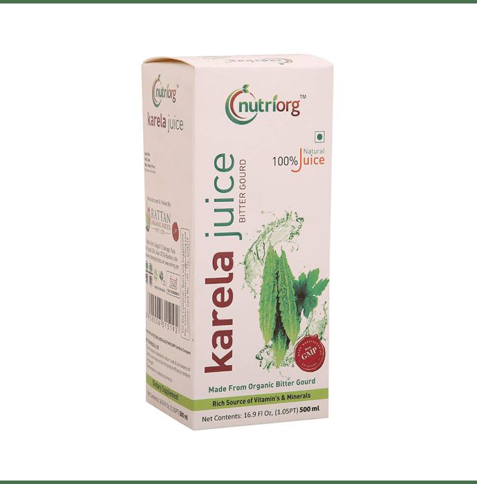Nutriorg Karela Juice