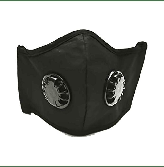 Advind Healthcare Smog Guard N99 Mask L-XL Black