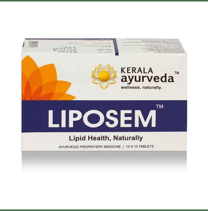 Kerala Ayurveda Liposem Tablet