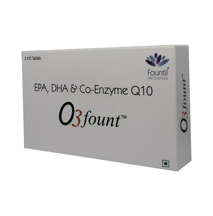 O3Fount Tablet
