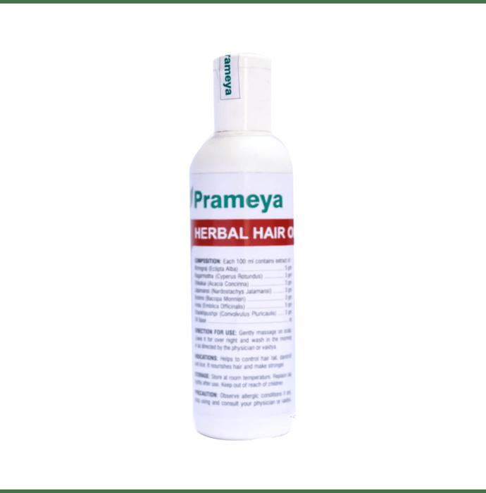 Prameya Herbal Hair Oil