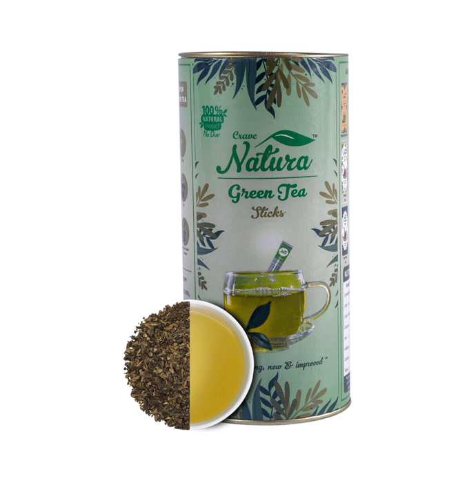 Crave Natura Green Tea Sticks