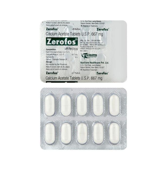 Zerofos Tablet