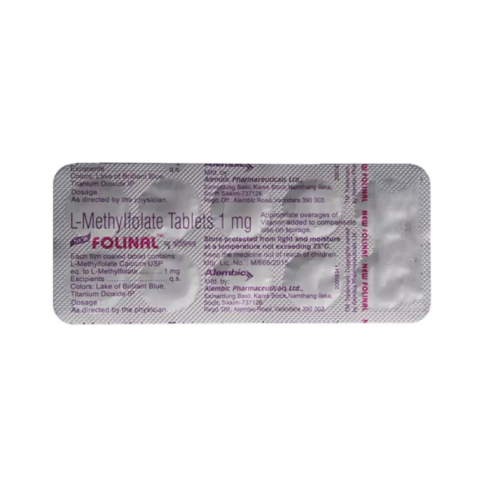Folinam Tablet