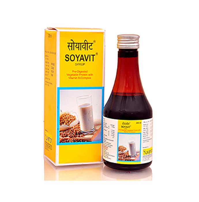 Soyavit Syrup