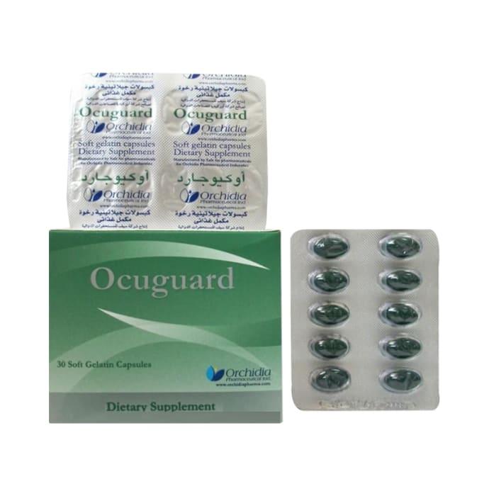 Ocugard Soft Gelatin Capsule