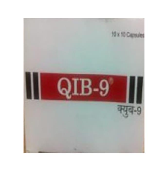 Qib 9 Capsule