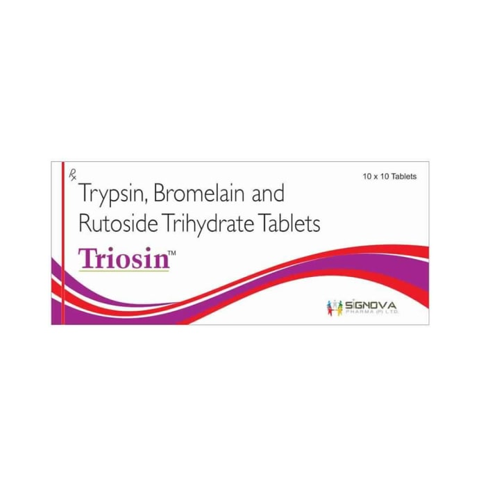 Triosin Tablet