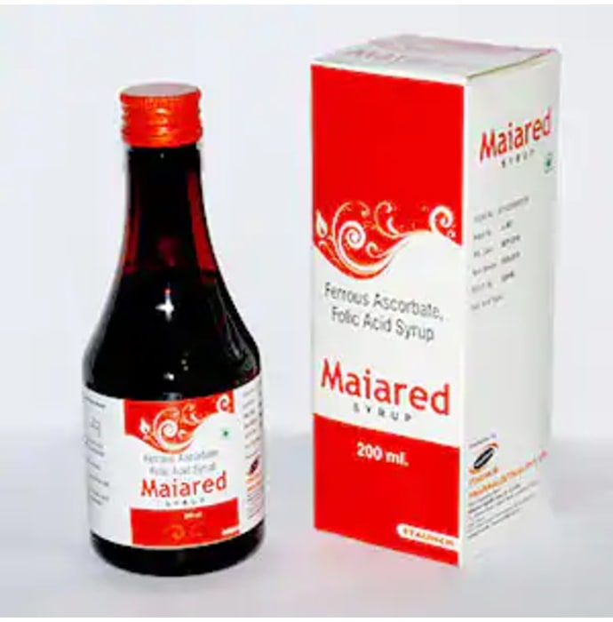 Maiared Syrup