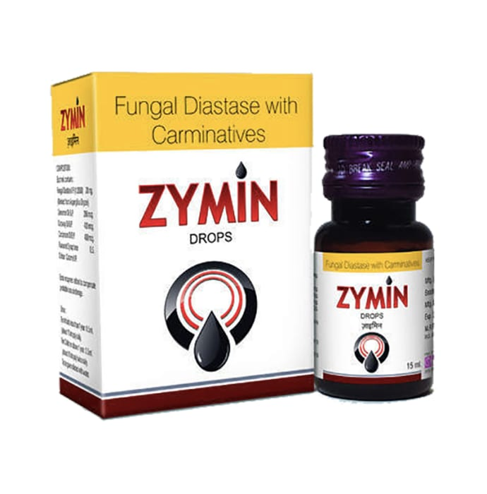 Zymin Dry Syrup