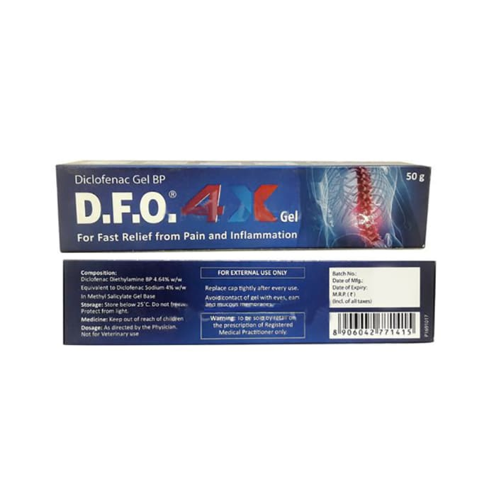 DFO Red Liniment