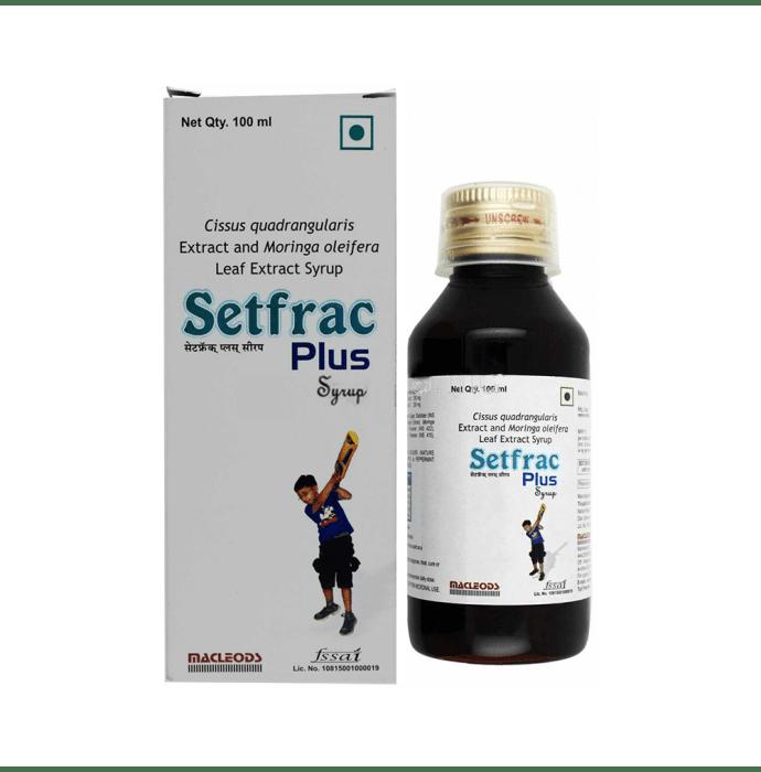 Setfrac Plus Syrup