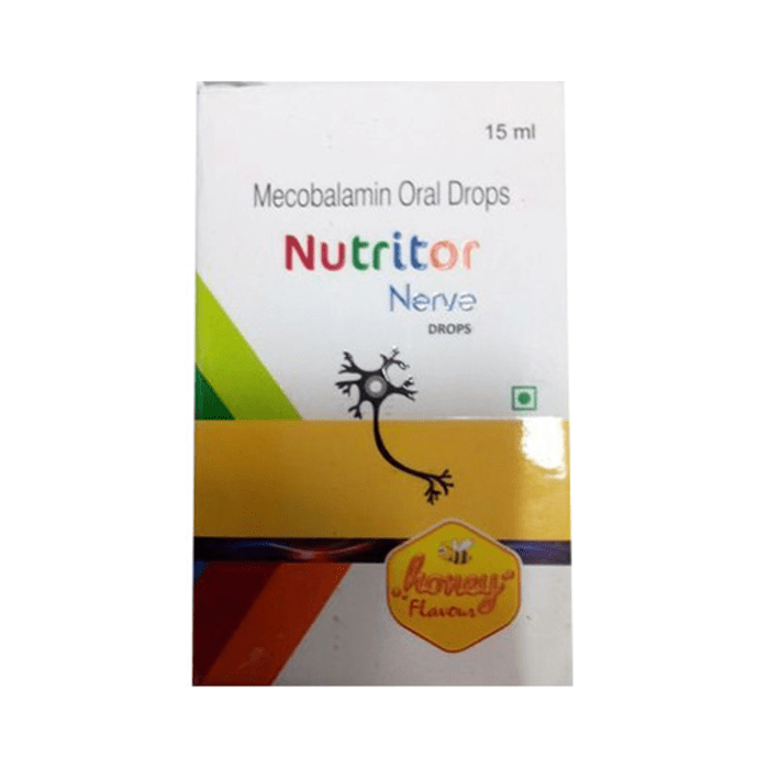 Nutritor Nerve Oral Drops