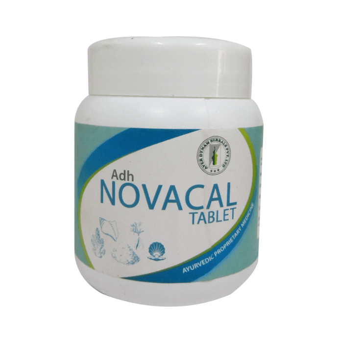 Adh Novacal Tablet