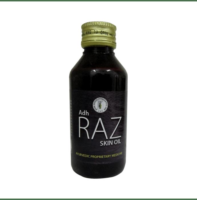 Adh Raz Skin Oil