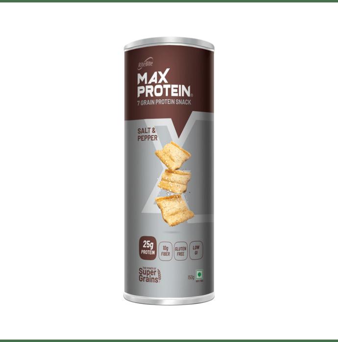 RiteBite Max Protein Chips Salt & Pepper