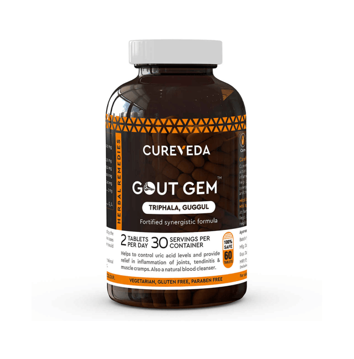 Cureveda Gout Gem  Tablet