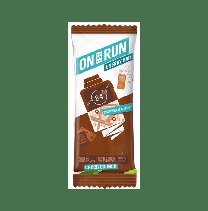 On The Run Energy Bar Choco Crunch