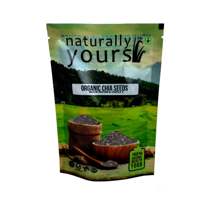 Naturally Yours Organic Chia Seeds