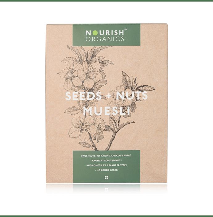 Nourish Organics Muesli Seeds and Nuts