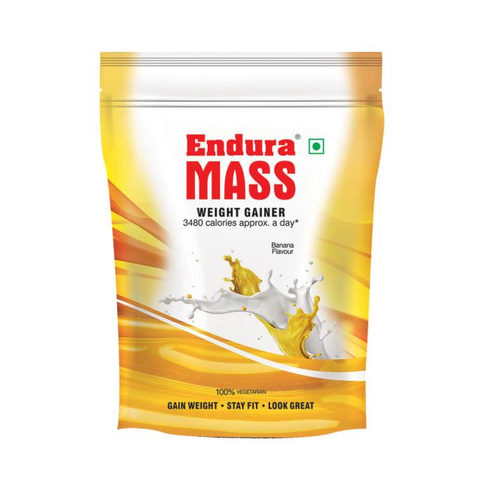 Endura Mass Weight Gainer Banana Refill