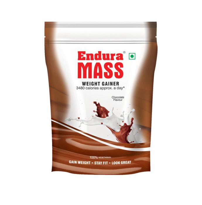 Endura Mass Weight Gainer Chocolate Refill