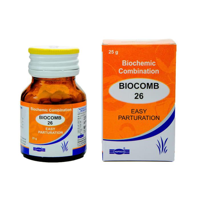 Hapdco Bio-Combination 26 Tablet