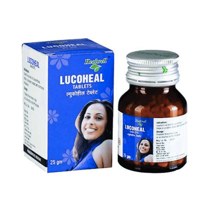 Healwell Lucoheal Tablet