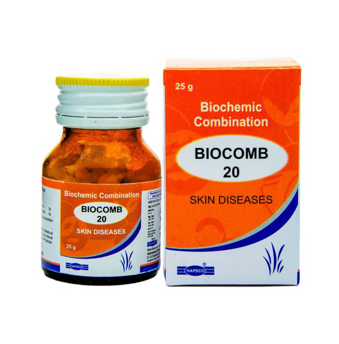 Hapdco Bio-Combination 20 Tablet