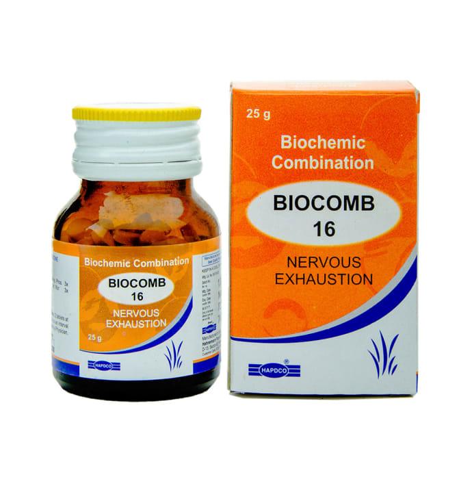 Hapdco Bio-Combination16 Tablet
