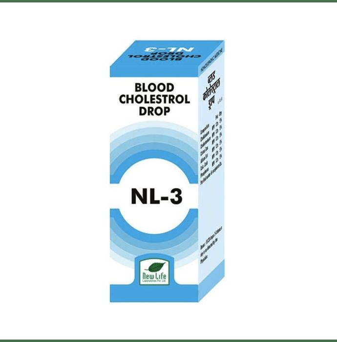 New Life NL-3 Blood Cholestrol Drop