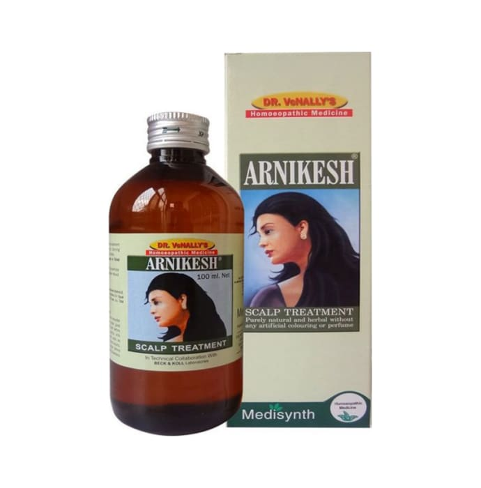 Medisynth Arnikesh Oil