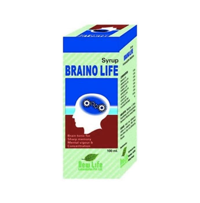 New Life Braino Life Syrup