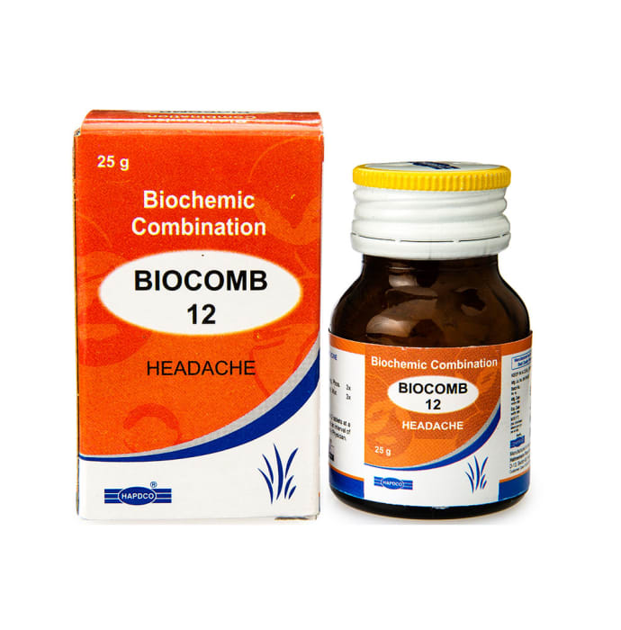 Hapdco Bio-Combination12 Tablet