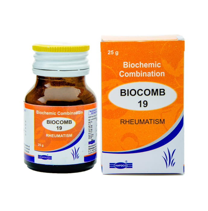 Hapdco Bio-Combination 19 Tablet