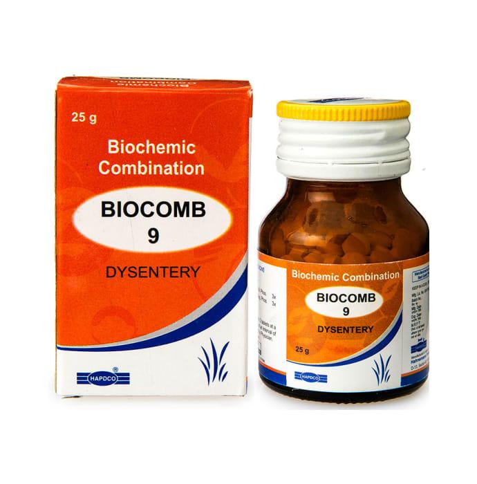 Hapdco Bio-Combination 9 Tablet